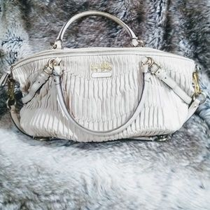 Coach purse 16x11